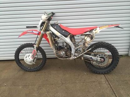 Picture of CRF40X 2011
