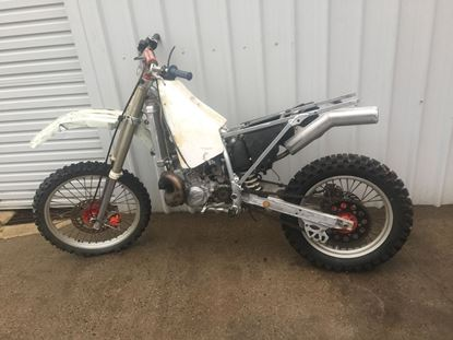 Picture of KTM250 GS 1991