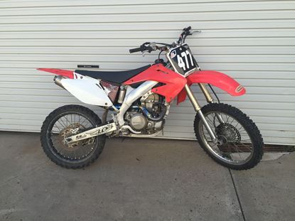 Picture of CRF450R