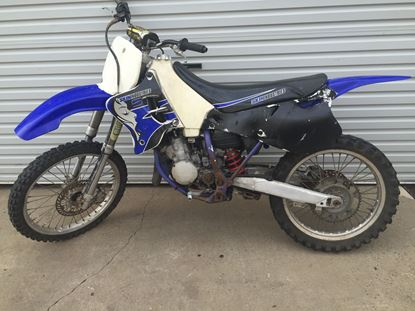 Picture of YZ125 1992