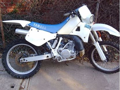 Picture of YZ 250 WR 1989