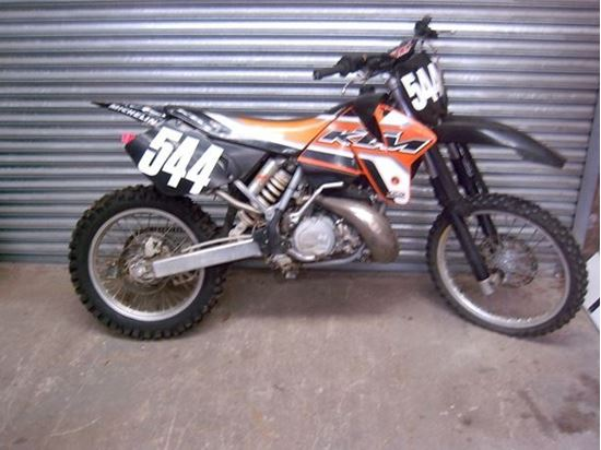 Picture of 250 EXC 1999
