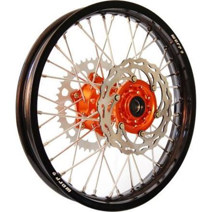 Picture of Spoke wheels