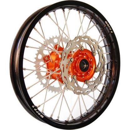 Picture of Spoke wheels