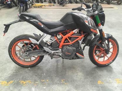 Picture of KTM390 DUKE