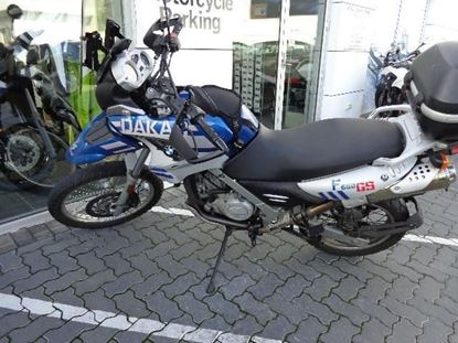 Picture of BMW F650 DAKAR 2007