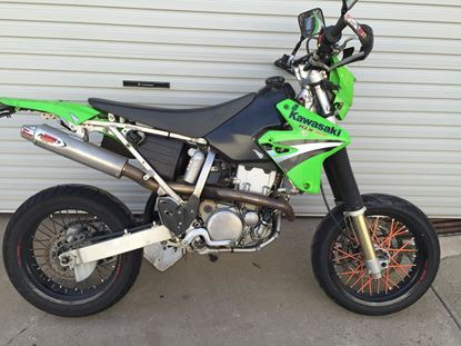 Picture of KLX400 2007