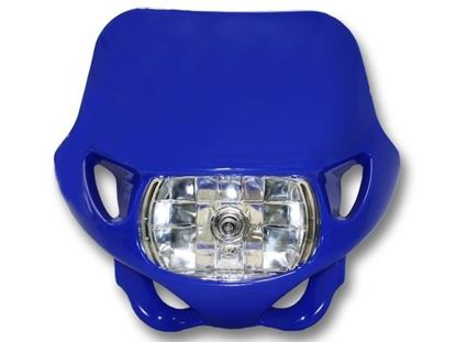 Picture of HEADLIGHT - BLUE