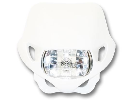 Picture of HEADLIGHT - WHITE